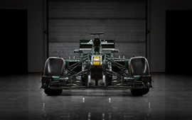 Preview wallpaper Formula 1 car front view
