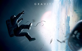 Preview wallpaper Gravity 2013 movie