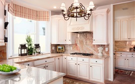 Preview wallpaper Kitchen, furniture, design, european style