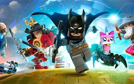 Preview wallpaper LEGO movie characters