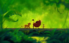 Lion King, cartoon movie