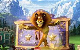 Preview wallpaper Madagascar 3, cartoon movie