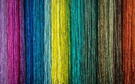 Aperçu fond d'écran Fond de texture en tissu multicolore