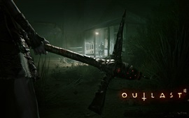 Preview wallpaper Outlast II
