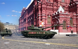 Preview wallpaper Russian, tanks, army