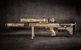 Rifle de francotirador, arma