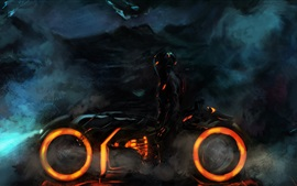 Preview wallpaper TRON: Legacy, art picture