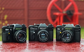 Preview wallpaper Zenit cameras, 12XS, 12Pro, 15M, Made in Belarus