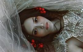 Agnieszka Lorek, fantasy art girl