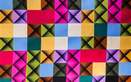 Preview wallpaper Cloth colorful texture surface