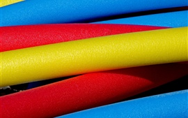 Preview wallpaper Colorful colors wire