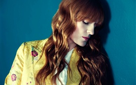 Preview wallpaper Florence Welch 01