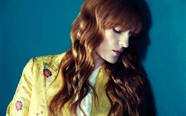 Aperçu fond d'écran Florence Welch 01