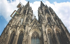 Preview wallpaper Germany, Cologne, cathedral