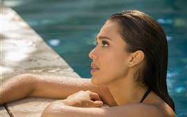 Preview wallpaper Jessica Alba 24