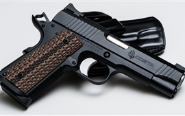 Preview wallpaper Nighthawk 1911 gun, weapon