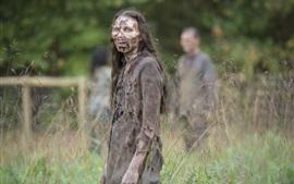 Aperçu fond d'écran Zombie, les morts-vivants