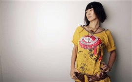 Preview wallpaper Bai Ling 07