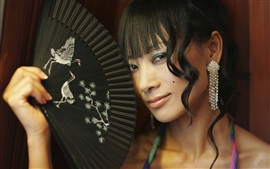 Preview wallpaper Bai Ling 09