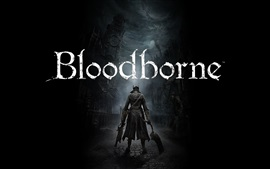 Preview wallpaper Bloodborne PS4 games