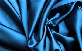 Preview wallpaper Blue silk background