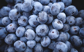 Blueberries, fotografia de frutas