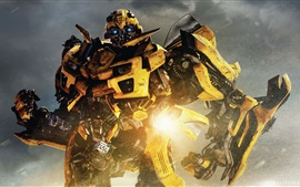 Preview wallpaper Bumblebee, Transformers, robot