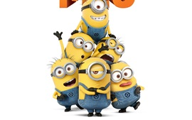 Preview wallpaper Despicable Me 3, Minions