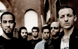 Preview wallpaper Linkin Park rock band HD