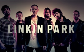 Preview wallpaper Linkin Park rock band