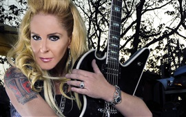 Preview wallpaper Lita Ford 01