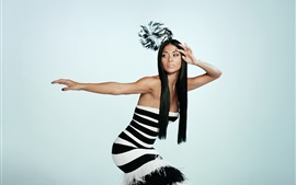 Preview wallpaper Nicole Scherzinger 44