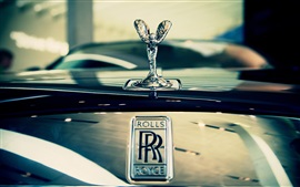 Preview wallpaper Rolls Royce logo