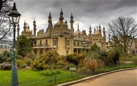 Royal Pavilion, Brighton, Inglaterra