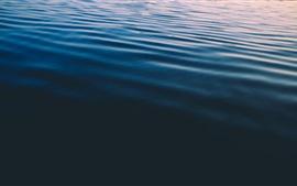 Mar, agua, líneas