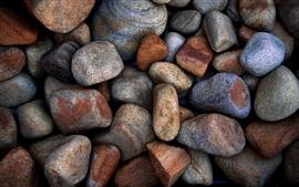 Piedras, textura