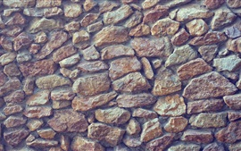 Preview wallpaper Stones wall