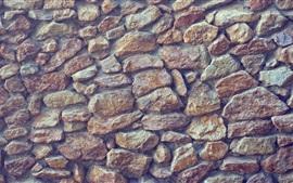 Parede de pedras