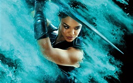Preview wallpaper Tessa Thompson, Thor: Ragnarok