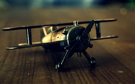 Preview wallpaper Toy airplane