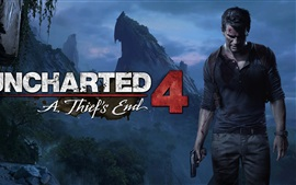 Preview wallpaper Uncharted 4: A Thief's End