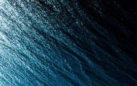 壁紙のプレビュー 水面、波、輝き