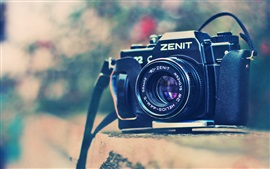 Preview wallpaper Zenit camera front view