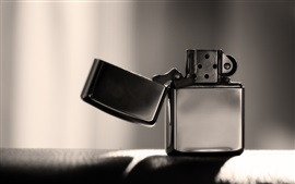 Preview wallpaper Zippo lighter