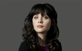 Preview wallpaper Zooey Deschanel 07