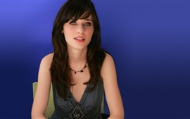 Preview wallpaper Zooey Deschanel 08