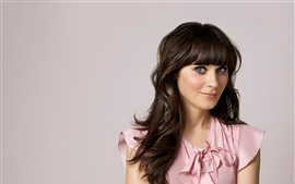Preview wallpaper Zooey Deschanel 10