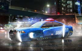 Blade Runner 2049, Dodge Charger Police Car