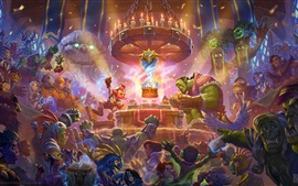 Blizzard, World of Warcraft, juegos calientes