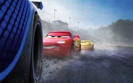 Preview wallpaper Cars 3, race speed